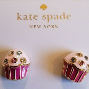 Kate♠️Spade 🍰Take The Cake Earrings2.